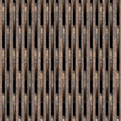 ls11 noir paneling detail
