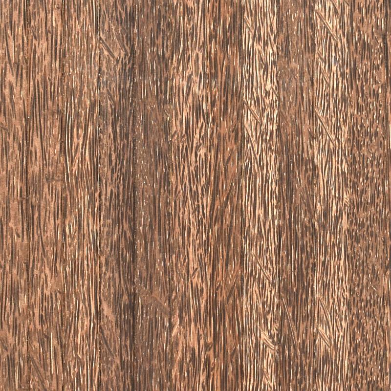 tambour palm paneling close up image